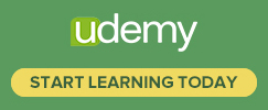 Start learning on Udemy today!